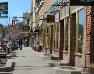 Truckee Downtown