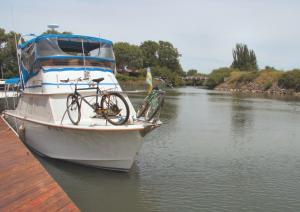 Giusti's Guest Dock, Snodgrass Slough