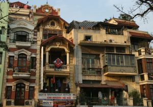 Hanoi Old Sector Houses