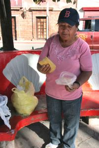 Fresh Tamales in Mulege