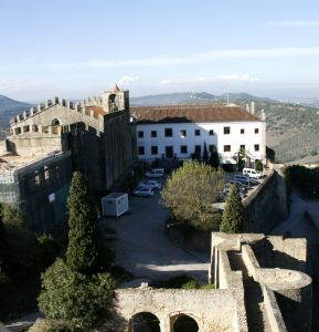Pousada at the Castle of Palmela