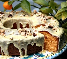 Calamodin Cake