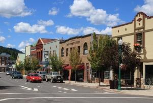 Quincy, Main Street