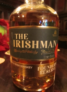The Irishman, Founder's Reserve