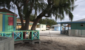 Exuma, Bahamas Fish Fry Shacks