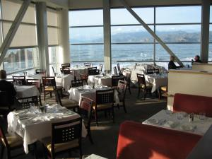 The view from Sutro Restaurant