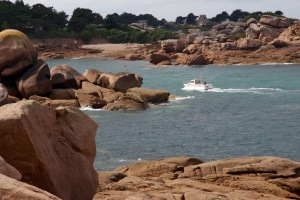 Rose Granite Coast, Brittany